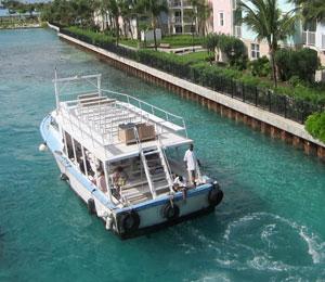 The Paradise Island Ferry Terminal